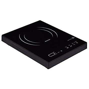 COSTWAY 1800W Induction Cooker Cooktop Portable Multi-function Countertop Burner w Digital Touch Controls 1