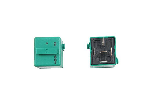 BMW e30 Multi Purpose Relay 5-Prong (Mint Green) NEW 3-series GENUINE BMW