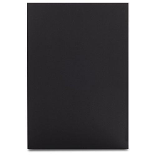 Foam Core Sheets - Elmer's Foam Board Multi-Pack, Black, 20x30 Inch, Pack of 10