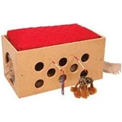 SmartCat Bootsie's Bunk Bed Cat Playroom