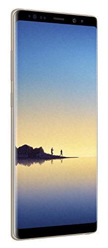 "Samsung Galaxy Note 8 64GB Single-SIM SM-N950FZKABTU - 6.3"" inch Android Factory Unlocked 4G/LTE Smartphone (Maple Gold) - International Version"