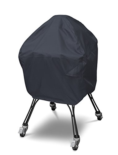 Classic Accessories 55-317-050401-00 Cover for Kamado Ceramic Grills, X-Large, Black