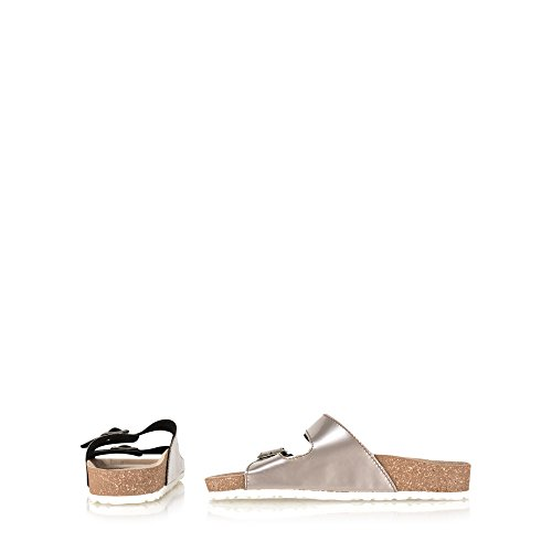 Blanc Mules Tozzi 27401 Mirror Marco Bronce Femme 86Tww