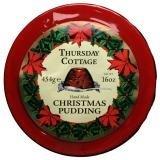 - Thursday Cottage Handmade Christmas Pudding - 16oz