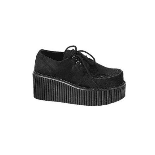 Demonia Lace Up Sandals - 4