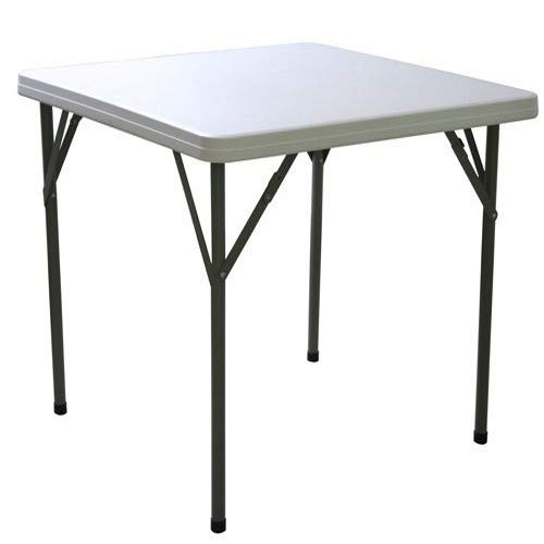 Folding Tables UK FT2 2 ft 10 en Cuadrado - Mesa Plegable con ...