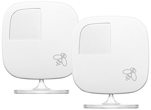 ecobee Room Sensor 2 Pack with Stands (Room Temperature Sensor)