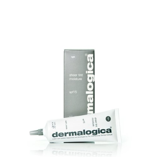 Dermalogica Sheer Tint SPF 20 Sunscreen, Light, 1.3 Ounce