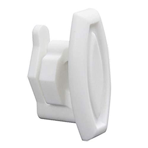 Repairwares Dishwasher Top Rack Slide End Cap Stop Clip WD12X10304 WD12X0344 1556527 AP4484666 WD12X344 WD12X10238 WD30X0097 WD30X97