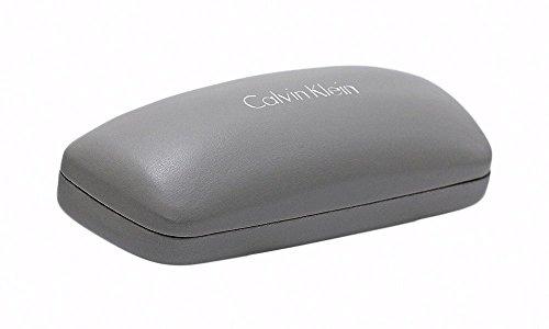 Calvin Klein - étui à lunettes - gris