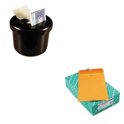 KITLEE40100QUA37894 - Value Kit - Quality Park Clasp Envelope (QUA37894) and Lee Ultimate Stamp Dispenser (LEE40100)