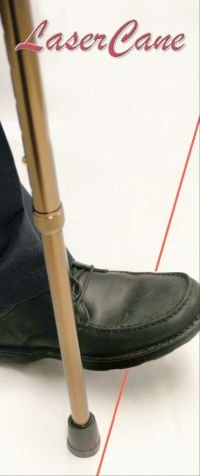In-Step LaserCane for Parkinsons (Lasercane)