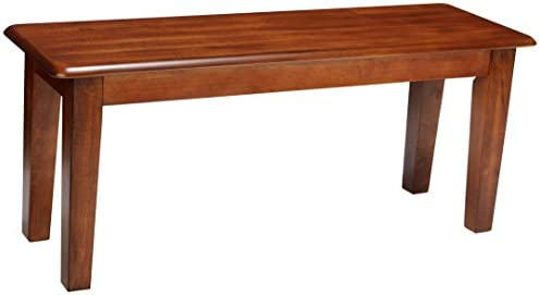 picture of Ashley Furniture Signature Design » Berringer Dining Bench » Rectangular » Vintage Casual