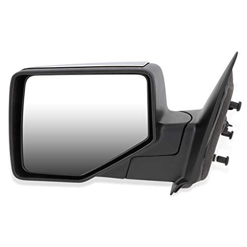 DNA MOTORING OEM-MR-FO1320315 Factory Style Manual Left Side Door Mirror