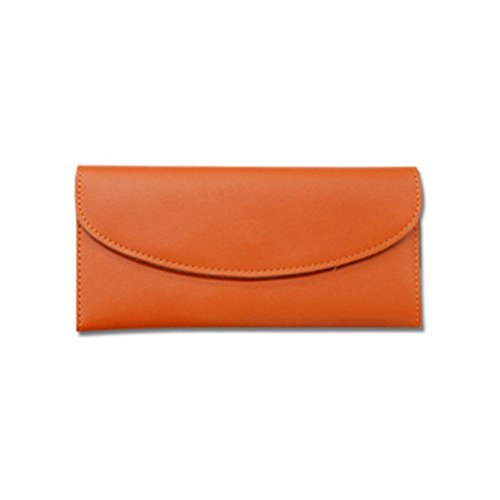 Eysee - Cartera de mano para mujer Amarillo naranja 19cm*11cm*2cm.