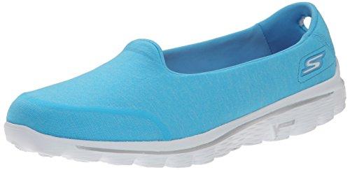 Skechers rendimiento GB, escalón 2 Bind-Slip de encendido on calzado Azul - azul