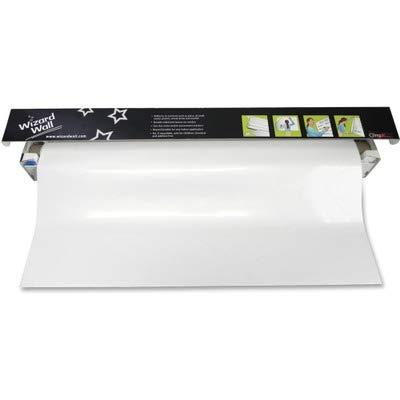wzw27540sbw – ウィザード壁28ジャンボDry Erase Static Cling Filmシステム   B00PV0YZBE