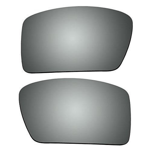 UPC 704550457603, Replacement Polarized Lenses for Oakley Eyepatch 2 Sunglasses (Titanium Mirror)