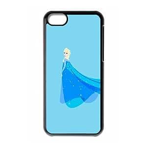 iPhone 5c Cell Phone Case Black Frozen Elsa Illust Fanart Disney GY9104990