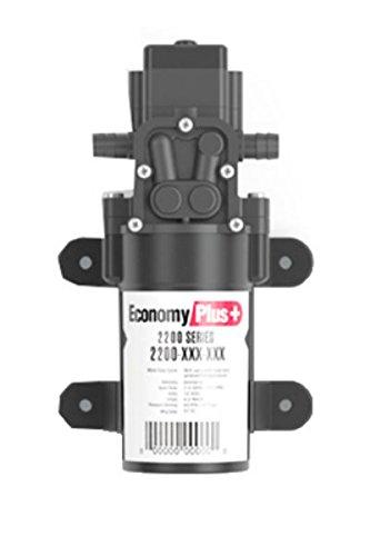 Remco Industries 9095-5 2240-1B1-10E-SB Economy Plus 2200 Series 12V - Economy Pump