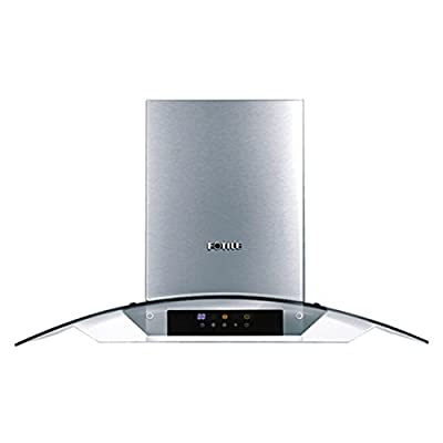 """FOTILE EH13 30""""Wall-Mounted Kitchen Range Hood with LED Lights"""