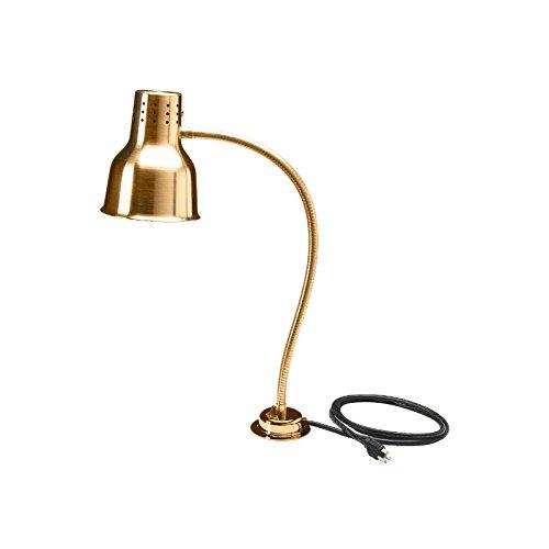 Carlisle (HL8185G00) Flexiglow Heat Lamp (24-Inch, Aluminum, Gold)