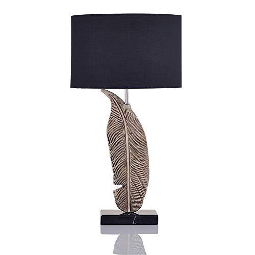 DEPAOSHJ Lámpara de mesa decorativa de estilo sala de estar ...