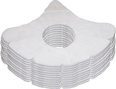 Ski-doo BV2S Helmet Replacement Absorbent Mask Pads (5 pack) #4472820001 (Ski Doo Helmet Bv2s)