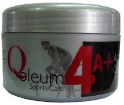 QM Sports Care (Qoleum) # 4A+ Antifriction Cream+