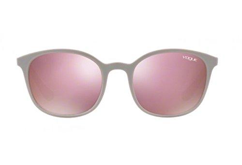 8f9d6b637b Vogue Lunettes de soleil pour femme Gris Clair VO 5051S 25385R 52/20 ...