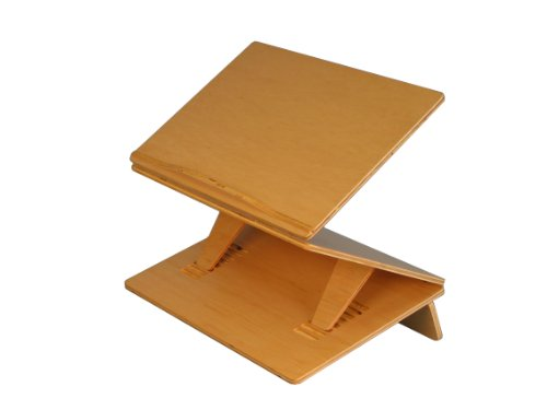 Sit-Stand Desktop Writing Slope Podium by Health By Design