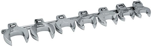 Armstrong 15-595 7 Pc 1/2 Drive Crowfoot Wrench Set by Armstrong