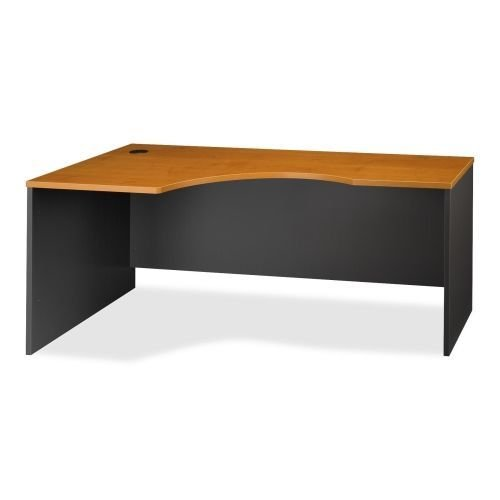 Series C Left Hand Corner Module Desk Finish: Natural Cherry