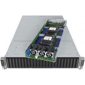 Intel MCB2208WFAF4 2.3GHz 5118 1300W 2U, Spread Core Rack - Servidor (2,