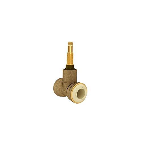Base De Registro De Pressão Para CPVC, Deca, 4416.202 CPC, Cobre, 22mm