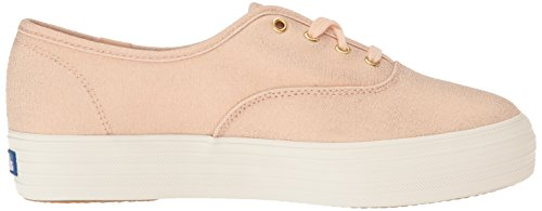 Keds Canvas US Top WoMen Triple Sneakers Low Met Fold Rose Navy 7qRZB7rw