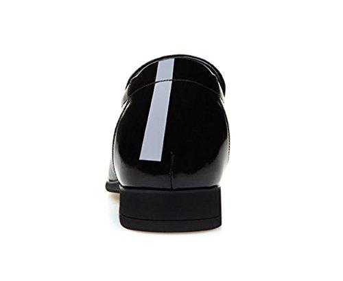 Chaussures Noir en Hommes LEDLFIE Cuir pour TvxqP