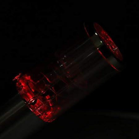 【𝐏𝐫𝐨𝐦𝐨𝐜𝐢ó𝐧 𝐝𝐞 𝐒𝐞𝐦𝐚𝐧𝐚 𝐒𝐚𝐧𝐭𝐚】Abridor de vino eléctrico, USB recargable automático de acero inoxidable Abrebotellas eléctrico de vino Sacacorchos + Cortador de papel de aluminio para
