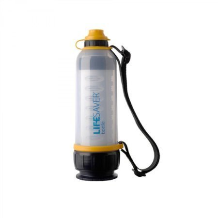 LIFESAVER Systems 4000 Liter Ultra Filtration Water Filter (Classic Handheld Water Purifier)