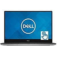 2018 Premium Dell XPS 13 9360 13.3 Full HD Infinity Edge IPS Touchscreen Business Laptop - Intel Dual-Core i5-7200U 8GB DDR3 256GB SSD MaxxAudio Backlit Keyboard 802.11ac Webcam Thunderbolt 3 Win 10 (Certified Refurbished)