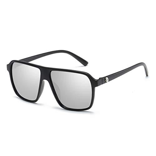 Gafas de Hombres Hombres Polarizado Unisex Sol HD Aluminio Mujeres de KOMNY UV400 para de Oculos Clásica Sol F Gafas Espejo Marca de Hombres F Sol PC1wOItq