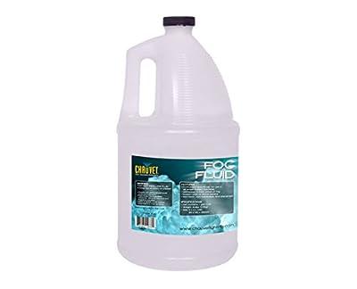 4x Chauvet QDF 4-Pack of Quick Dissipating Fog Fluid/Juice Gallon by Chauvet