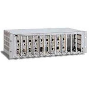 Allied Telesyn Centrecom Mcr12 Rackmount Chassis 12 Slot For Media Converter by Allied Telesis