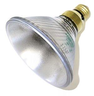 Sylvania 15539 - 90PAR38/HAL/SP 120V -Tungsten Halogen CAPSYLITE PAR38 Reflector Lamp Medium Skirt Base 90Watt 120Volt Spot Beam