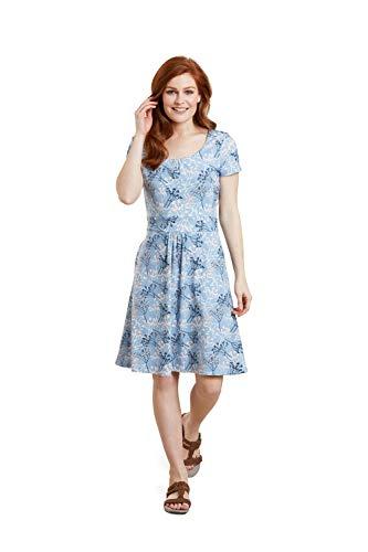 Mountain Warehouse Orchid Patterned Womens UV Dress – UPF40 Beach Dress, Lightweight Ladies Summer Dress, Pockets…