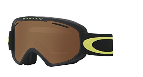 Oakley O2 XM Snow Goggles, Neuron Citrus Purple, Black Iridium, - Oakleys And Purple Black