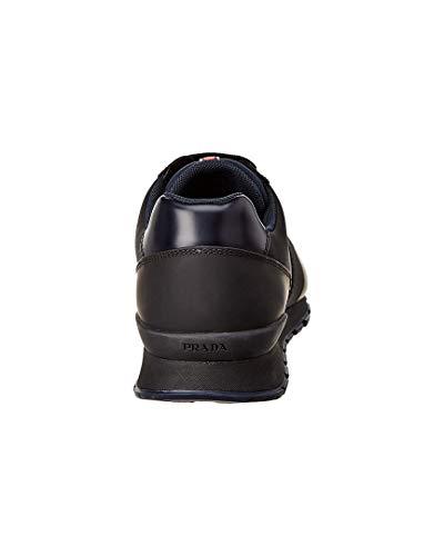 Prada Baskets Noir pour Homme Mode Noir waHqA