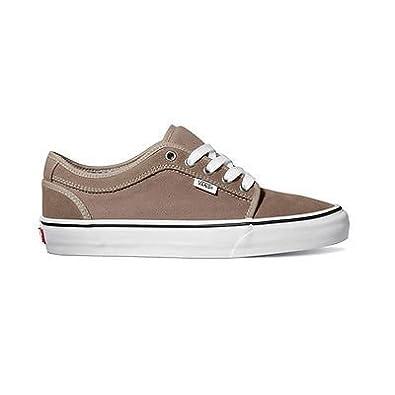 Vans Chukka Low Men s Shoe Trainer Taupe Navy UK12 US13  Skate Casual Street  Amazon.co.uk  Shoes   Bags 65c461830b