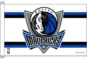 - WinCraft Dallas Mavericks NBA Banner Flag