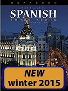 nassi levy spanish three years workbook answers